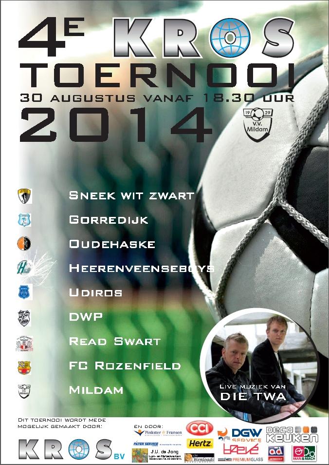 Kros toernooi 2014